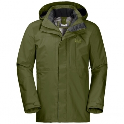 Куртка мужская ECHO PEAK FLEX JACKET JACK WOLFSKIN