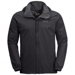 Куртка мужская STORMY POINT JACKET M BLACK JACK WOLFSKIN