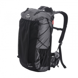 Рюкзак ROCK 60+5L BLACK NATUREHIKE