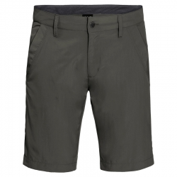 Шорты мужские DESERT VALLEY SHORTS MEN DARK MOSS JACK WOLFSKIN