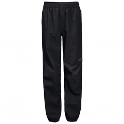 Брюки детские RAINY DAYS PANTS KIDS BLACK JACK WOLFSKIN