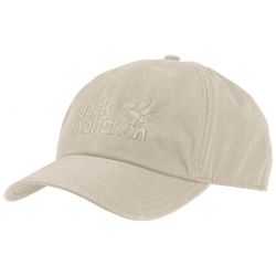 Бейсболка BASEBALL CAP LIGHT SAND JACK WOLFSKIN