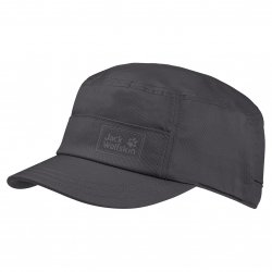 Кепка SAFARI CAP DARK STEEL JACK WOLFSKIN