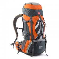 Рюкзак NH BACKPACKS 70L ORANGE NATUREHIKE