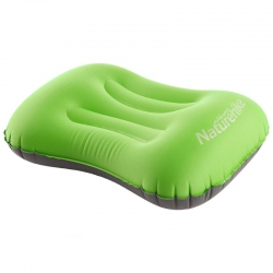 Подушка PILLOW TRAVELING INFLATABLE SQUARE GREEN NATUREHIKE