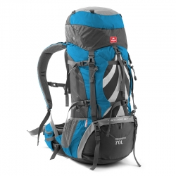 Рюкзак NH BACKPACKS 70L BLUE NATUREHIKE