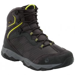 Ботинки мужские ROCK HUNTER TEXAPORE MID M JACK WOLFSKIN