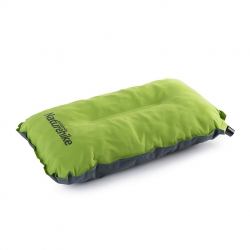 Подушка PILLOW INFLATING AUTOMATIC GREEN NATUREHIKE