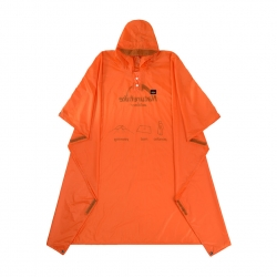 Пончо PONCHO (20D) 3IN1 ORANGE NATUREHIKE