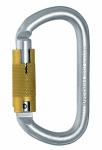 Карабин OVAL STEEL TRIPLE LOCK SINGING ROCK