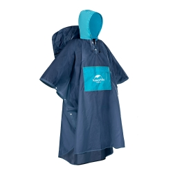 Пончо C036 PONCHO NAVY BLUE NATUREHIKE