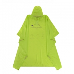 Пончо PONCHO 3IN1 LIGHT GREEN NATUREHIKE